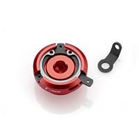 Rizoma Tappo Carico Olio Motore Tp013a Rosso
