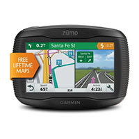 Garmin Motorcycle Gps 395lm