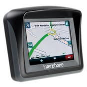 Interphone Gps Bike  Mappe Europa