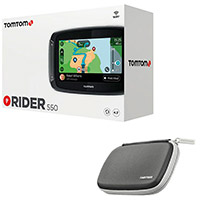Navigatore Tomtom Rider 550 Special Edition