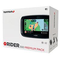 Tomtom Rider 550 Special Edition Premium Pack