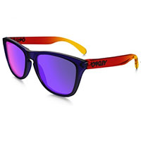 Oakley Frogskins Surf Collection Purple - Lente Red Iridium