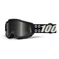 100% Accuri Defcon1 Mirror Silver Lens