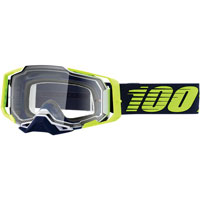 Off Road Goggles 100% Armega Deker Clear Lens