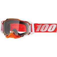Off Road Goggles 100% Armega Regal Clear Lens