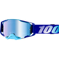 Off Road Goggles 100% Armega Royal Mirror Lens