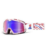 100% Barstow Death Spray Customs Racing Goggle