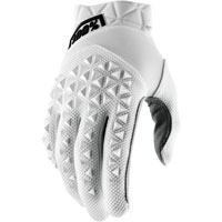 100% Airmatic Mx Glove White