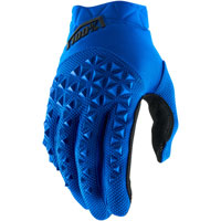 100% Guanto Cross Airmatic Blu