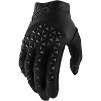 100% Airmatic Mx Glove Black