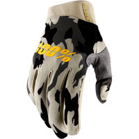 100% Ridefit Assault Mx Glove