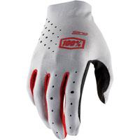 100% Sling Mx Gloves Grey