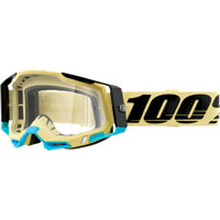 Off Road Goggles 100% Racecraft 2 Airblast Clear Lens