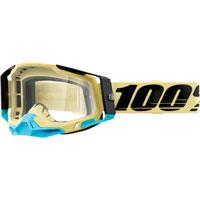 Masque Cross 100% Racecraft 2 Airblast Lentille Claire