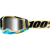 100% Racecraft 2 Airblast Lente Specchio