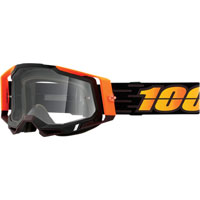 Off Road Goggles 100% Racecraft 2 Costume 2 Clear Lens