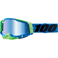 Off Road Goggles 100% Racecraft 2 Fremont Blue Mirror