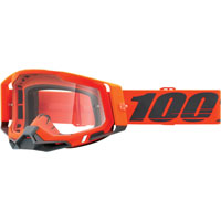 Off Road Goggles 100% Racecraft 2 Kerv Clear Lens