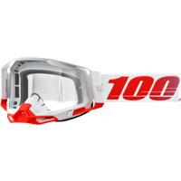 Masque Cross 100% Racecraft 2 St-kith Lentille Claire