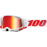 Off Road Goggles 100% Racecraft 2 St-kith Red Mirror