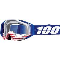 Lunettes De Route 100% Racecraft Anthem Clear