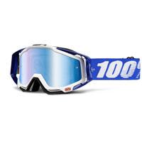 100% Racercraft Cobalt Blue