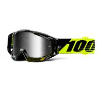 100% Racercraft Cox - Mirror Silver Lens