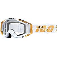 Off Road Goggles 100% Racecraft Ltd Gold