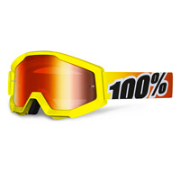 100% Strata Sunny Days Mirror Red