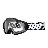 100% Accuri Otg Tornado Clear Lens