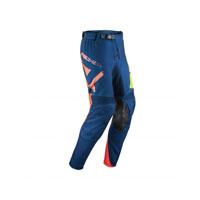 Acerbis Airborne Special Edition Pantaloni 2018 Giallo Fluo Blu