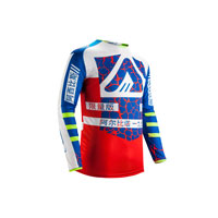 Acerbis Mx Avenger Limited Edition Current Available Jersey 2018 Rosso Blu
