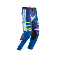Acerbis Mx Avenger Limited Edition Current Available Pantaloni 2018 Rosso Blu