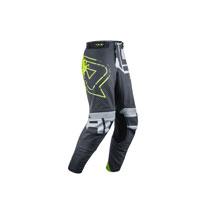 Acerbis Carbon Flex Gear Pantaloni 2018 Nero Giallo Fluo