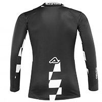 Acerbis Checkmate Jersey Black White
