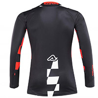 Acerbis Checkmate Jersey Black Red