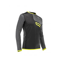 Acerbis Enduro One Black Fluo Yellow Jersey