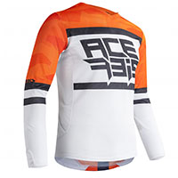 Maillot Offroad Acerbis Helios Vented Orange