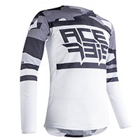 Acerbis Helios Vented Offroad Jersey Grey