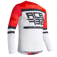 Acerbis Helios Vented Offroad Jersey Red