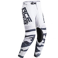 Acerbis Helios Vented Offroad Pants White