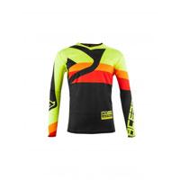 Acerbis Hellride Special Edition Black Yellow Fluo Jersey 2018