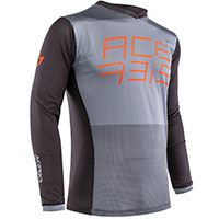 Acerbis Ltd Fireflight Offroad Jersey Black Orange