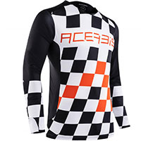 Acerbis Ltd Start&finish Offroad Jersey Orange