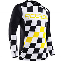 Acerbis Ltd Start&finish Offroad Jersey Yellow