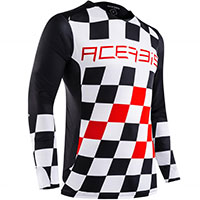 Acerbis Ltd Start&finish Offroad Jersey Red