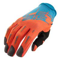 Acerbis Guanto Mx 2 Blu-arancio Fluo