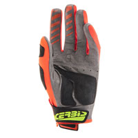 Acerbis Mx 2 Gloves Black-orange