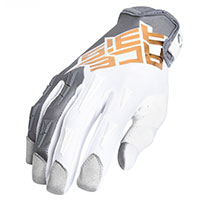 Acerbis Mx Xp Gloves Grey Gold