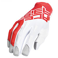 Acerbis Mx Xp Gloves Red White